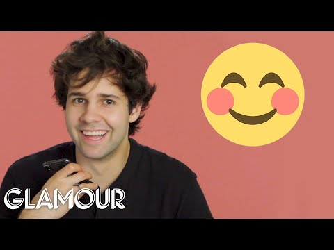 David Dobrik Shows Us the Last Thing on His Phone | Glamour