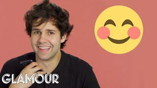 David Dobrik Shows Us the Last Thing on His Phone | Glamour Video