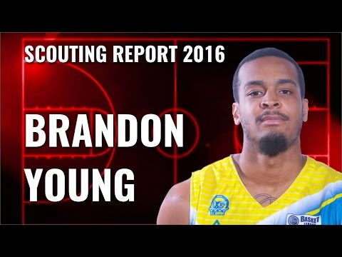 Brandon Young scouting report 2016