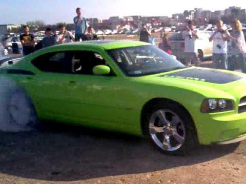 Charger & RAM burnout Bemowo 2009