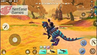 Ride Out Heroes (2nd Beta) Android Gameplay By NetEase