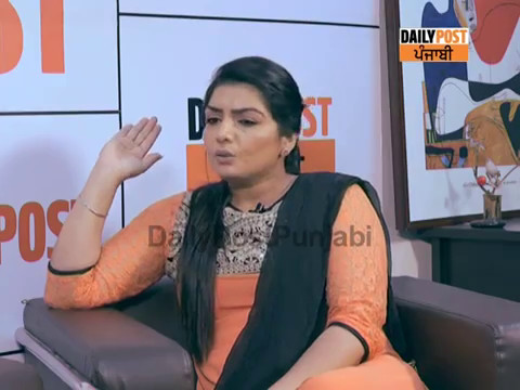 Rupinder Handa Interview | The Tonight Show | Daily Post Punjabi | Daily Post Punjabi |