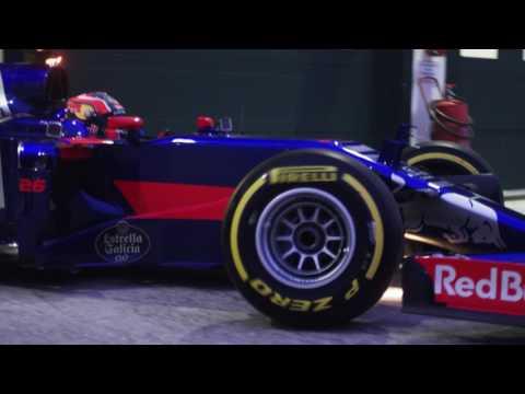 Scuderia Toro Rosso launches STR12 for 2017 season