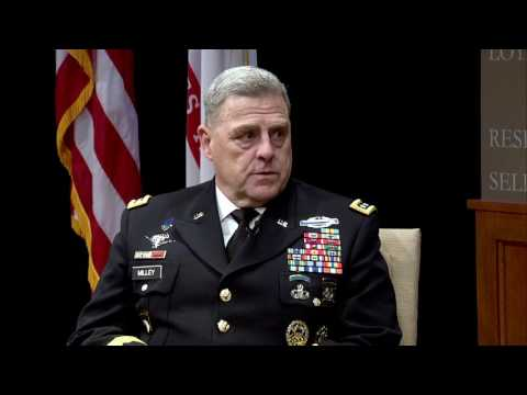 General Mark A. Milley: Chief of Staff of the U.S. Army
