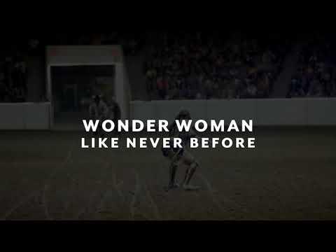 The Equestrian Wonder Woman