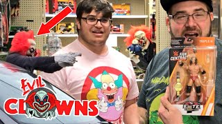 TOYSRUS KLOWN FOLLOWED HIM HOME...ENDED HIS LIFE!