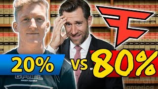 This Lawsuit Could Change eSports Forever - Tfue v. FaZe Clan (Real Law Review) // LegalEagle