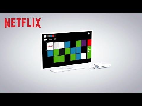 Netflix  Pour regarder Netflix sur la TV
