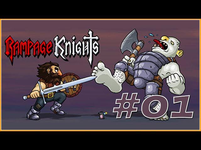 Angezockt: Rampage Knights (mit Sygro) #01