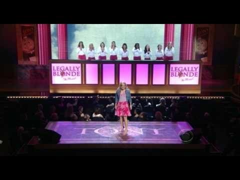 2009 Tony Awards - Legally Blonde