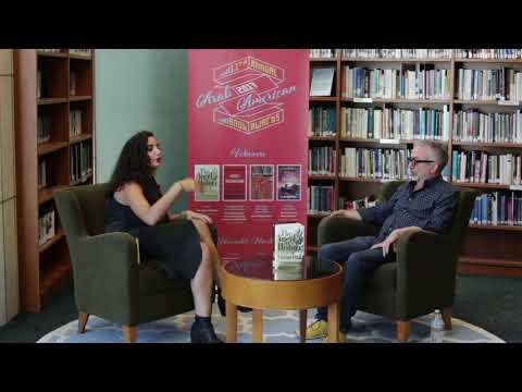 Rabih Alameddine at the Arab American Book Awards (Full Interview)