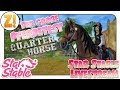 Star Stable [SSO]: Pferdetest Teil 3 - Quarter! [16.09.2017] #129 | Let's Play [DEUTSCH]