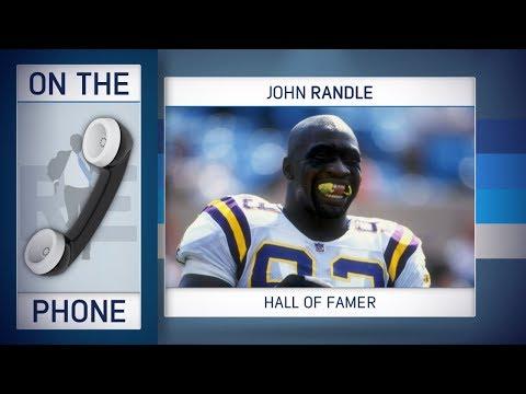 "Hall of Famer John Randle Talks NFL Network's ""A Football Life"" & More w/Rich Eisen | 12/12/17"