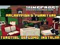 Como Instalar MrCrayfish's Furniture Mod 1.8 Atualizado 2016 -  Original e Pirata