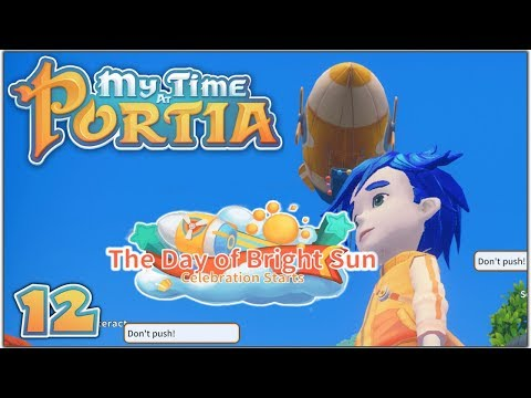 BRIGHT SUN Event | 12 | My Time At Portia [Deutsch]
