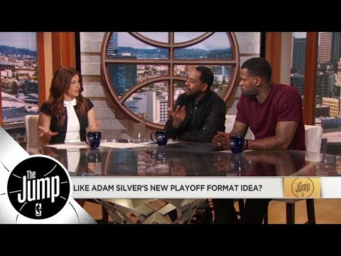 Would new NBA playoff format get two best teams to The Finals? | The Jump | ESPN