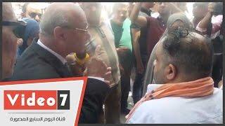 بالفيديو..تيمور لصاحب مخبز مخالف بالمطرية: