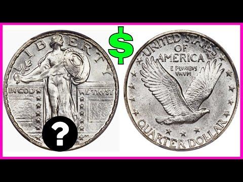 SPEECHLESS! Metal Detecting $50.00 Standing Liberty Quarter