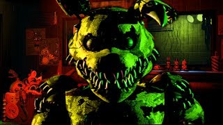 **NEW** NIGHTMARE ANIMATRONIC FOUND IN A FORGOTTEN LOCATION!    Five Nights at Freddys Mod