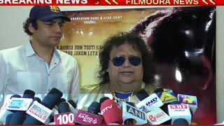 Bombay Talkies Music Company Launch By Bappi Lahiri & Rashtraputra Actor Aazad