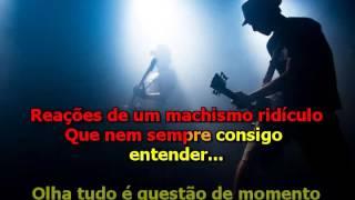 Roberto Carlos - O Amor é a Moda - Karaoke