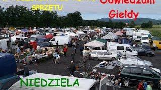 Poza graniem - wyjazd na giełdy w poszukiwaniu Retro sprzętu, Jelenia Góra/Wałbrzych