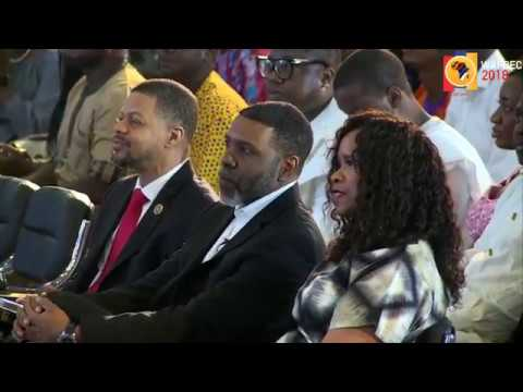 Creflo Dollar 56th birthday at WAFBEC, Covenant Christian Centre, Lagos, Nigeria