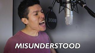 MISUNDERSTOOD - LIAM GALLAGHER cover | Home studio performance | Tito Larios