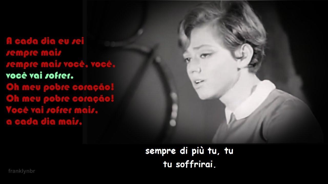 Rita Pavone Cuore 1963 Legendas It Pt Youtube