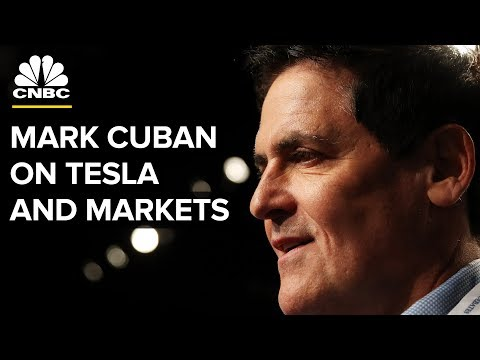 Mark Cuban On Tesla Going Private, Staying Out Of The Market