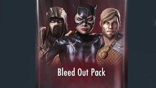 Injustice: Gods Among Us - Bleed Out Pack!