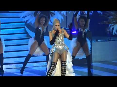 Gwen Stei concert  live at Zappos Theater  Las Vegas NV  July 21, 2018