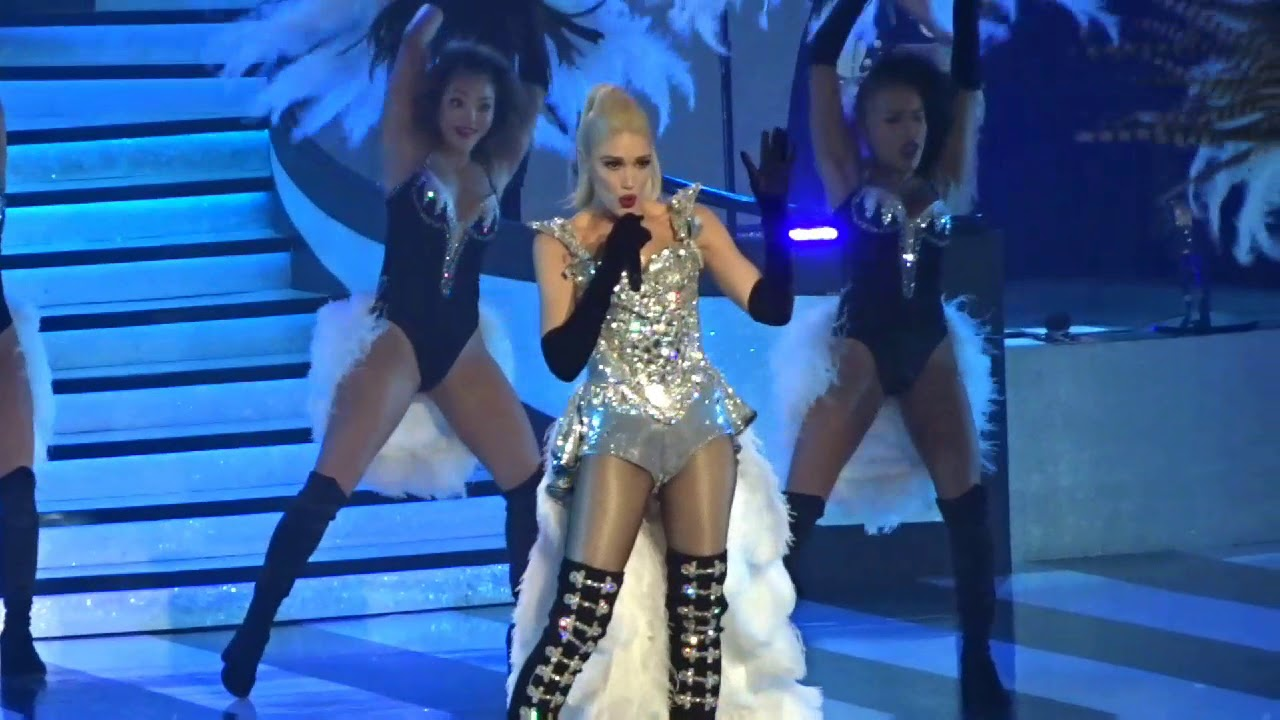 Gwen Stefani - Full Concert - [BEST AUDIO] - live at Zappos Theater - Las Vegas NV - July 21, 2018