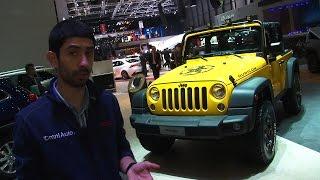 Jeep Renagade, un po' di novità | Salone di Ginevra 2015