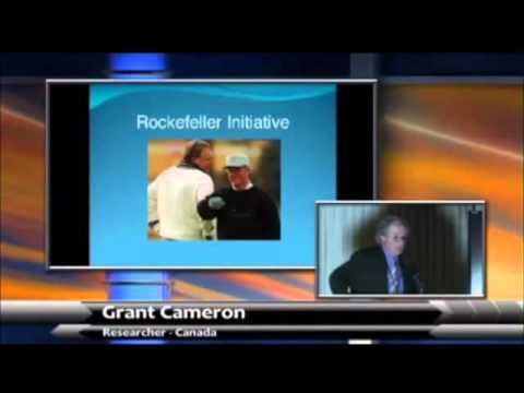 Grant Cameron - Rockefeller Initiative Night Lecture