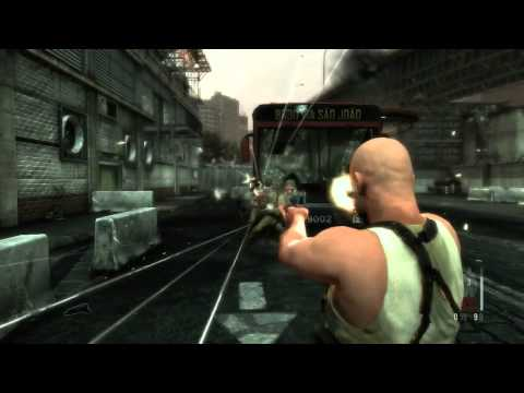 Max Payne 3 - Gameplay Trailer (PC, PS3, Xbox 360)