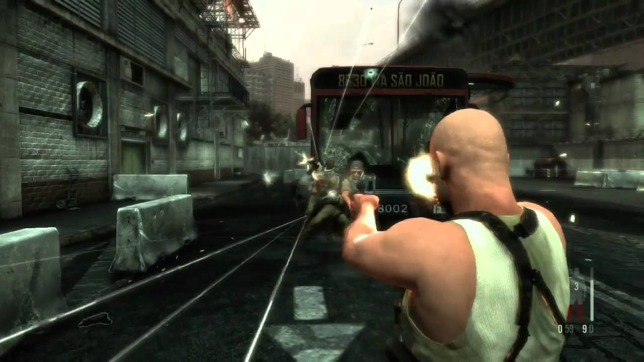 Max Payne 3 Save File Download