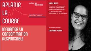 Entretien: «Informer la consommation responsable» avec Cécile Bulle