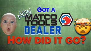 New MATCO Dealer and New Tools ! Matco Tool Truck Tour