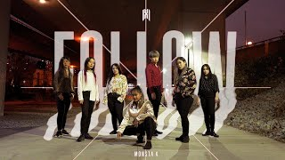 FOLLOW DANCE COVER -- MONSTA X OT7 -- YOURS TRULY x LEG4CY
