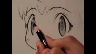 Копия видео Как Рисовать Аниме-Глаза(, 2013-03-10T15:41:34.000Z)