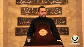 """Haj Hassanain Rajabali - """"Imam Ali [a]: Man of Character"""""""