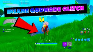 New god mode glitch in Fortnite season 9