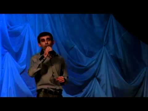 Концерт- Союз армян в России 2 марта 2012г.Konakovo