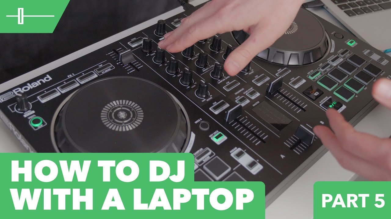 How to DJ with a Laptop (For FREE) - Learn to DJ with Serato