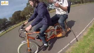 Electric Cargo Bikes,Yuba El Mundo Time