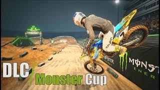 Supercross 2 - Monster Energy Cup NEW DLC 2019 ( James Stewart Gameplay )