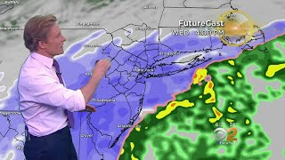 Latest Track On Nor'easter Number 4