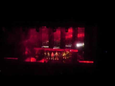 Bruno Mars-24k Magic (Oracle Arena, Oakland, CA)