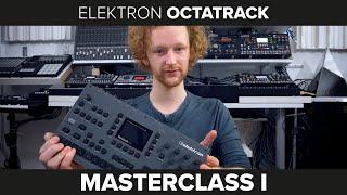 Elektron Octatrack Masterclass - Grundlagen - Vorstellung des Trainings
